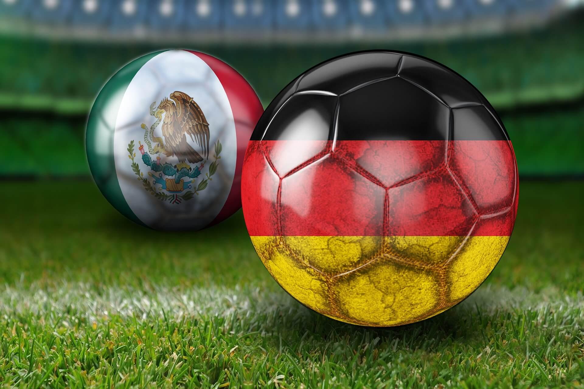 Apuestas Alemania vs México Rusia 2018